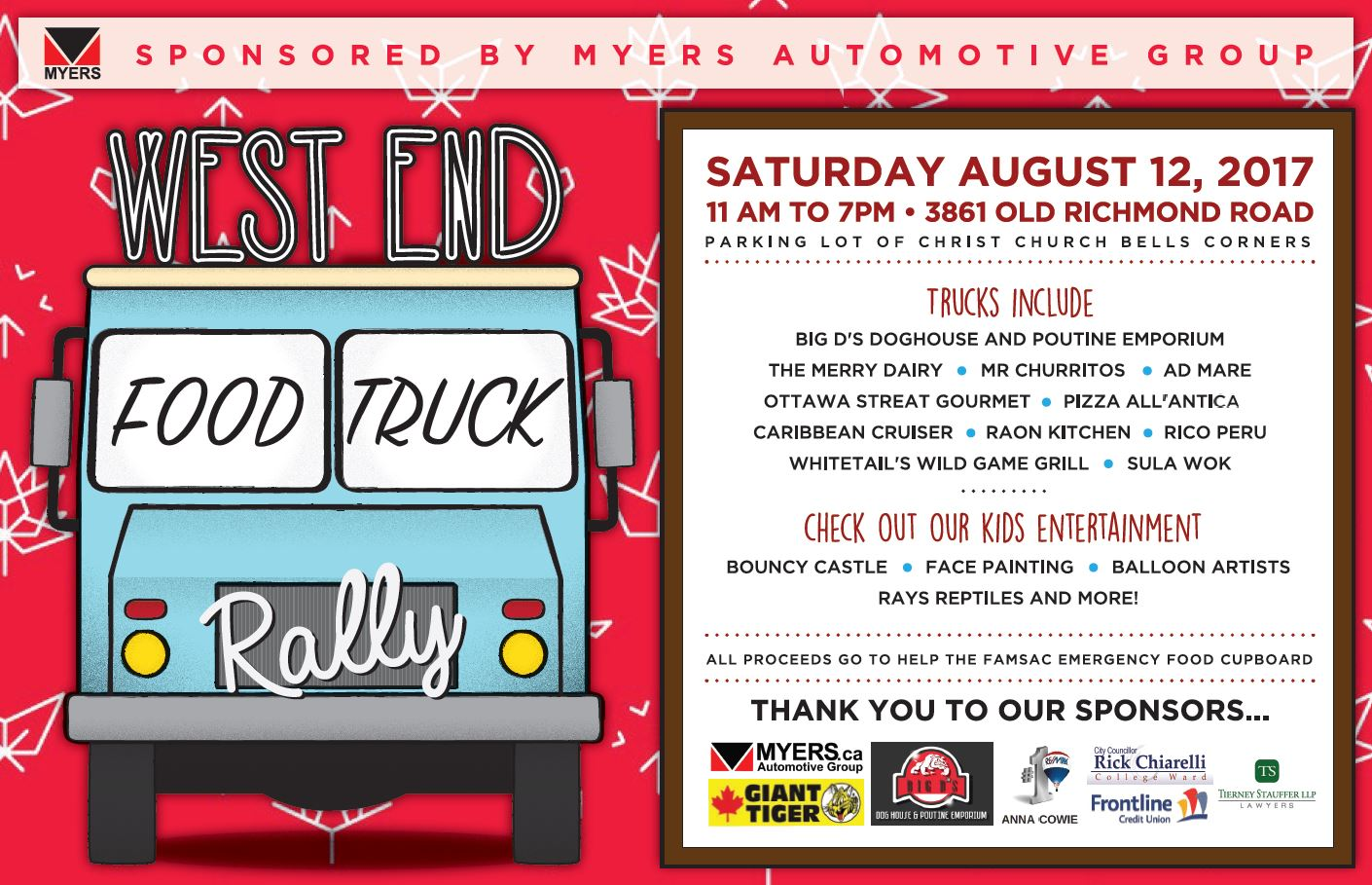 2017 West End Food Truck Rally